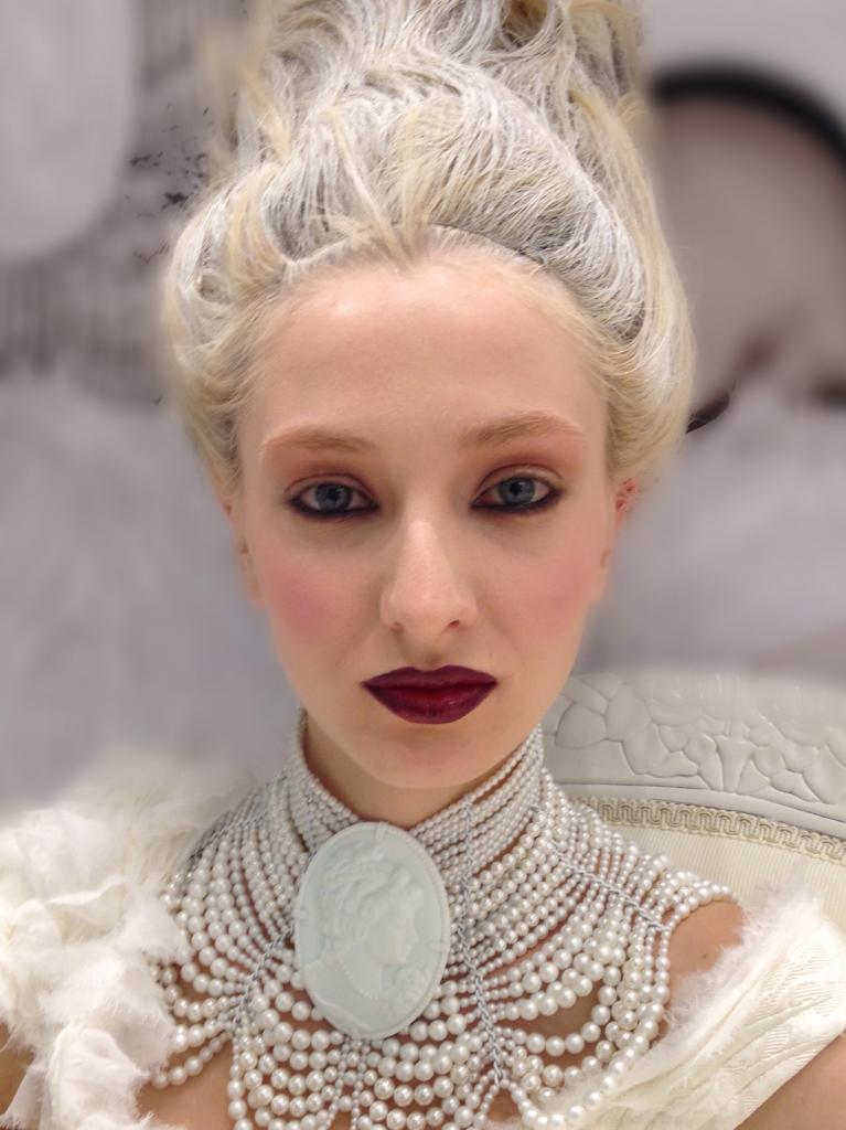 high fashion runway makeup professional toronto greece