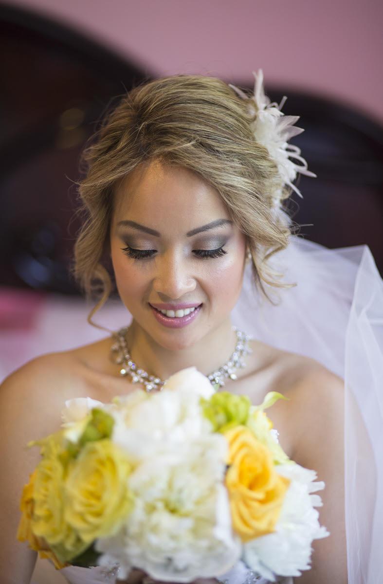 Destination Wedding Makeup Artist : bridal3 Irene Kyranis